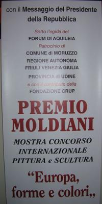 Premio Moldiani 2007: Inaugurazione |